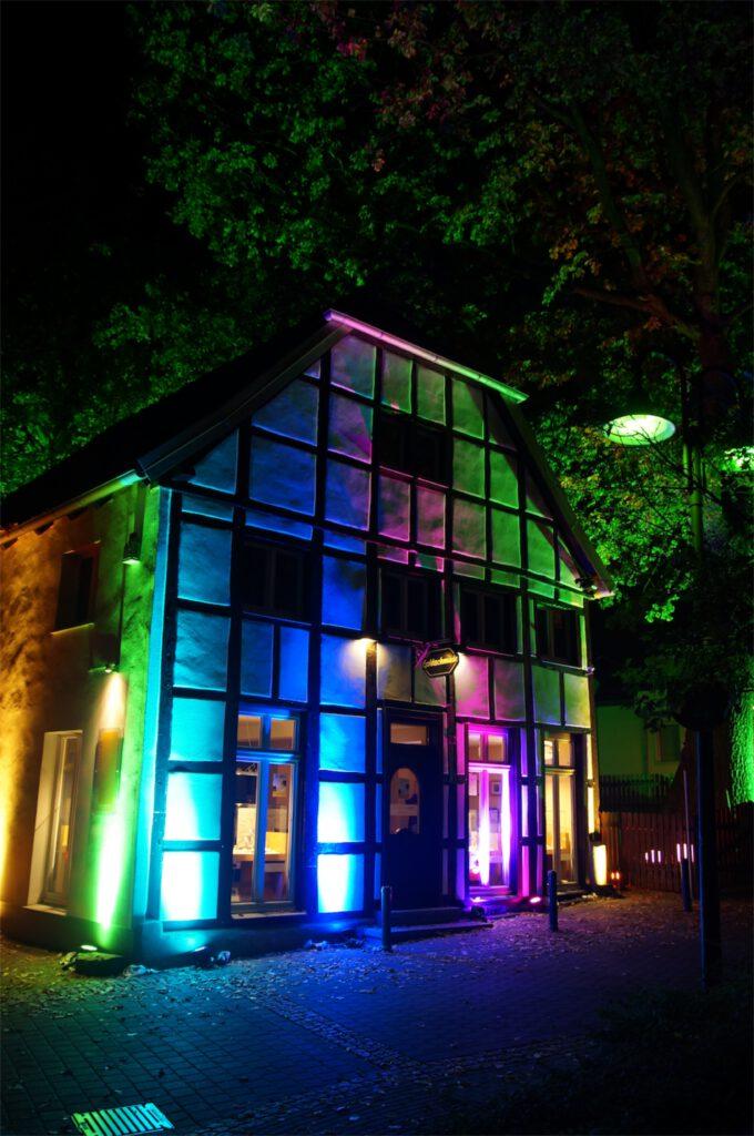 recklinghausen leuchtet haus