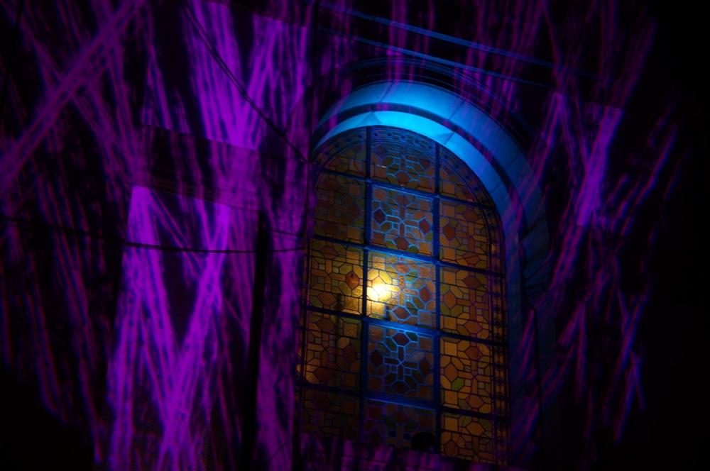 recklinghausen leuchtet kirche