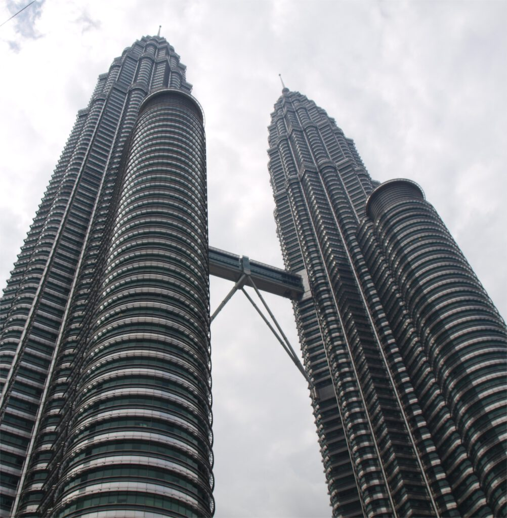 suedostasien malaysia kuala lumpur petronas tower twin towers